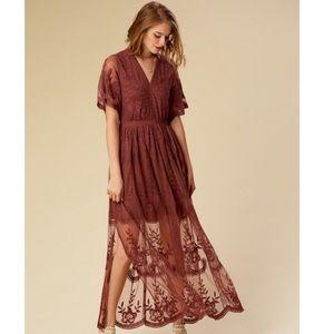💋Alterd State Boho Maxi Dress 💋